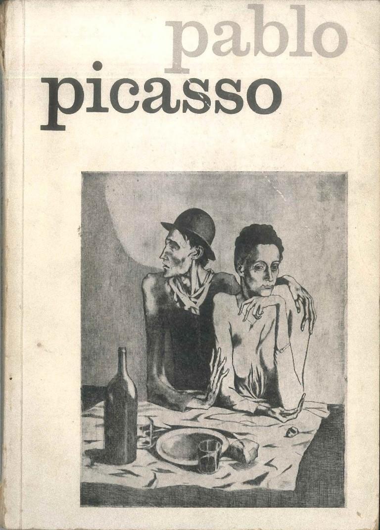 Pablo Picasso. Das Graphische Werk - Vintage Catalogue - 1954 - Art by Pablo Picasso