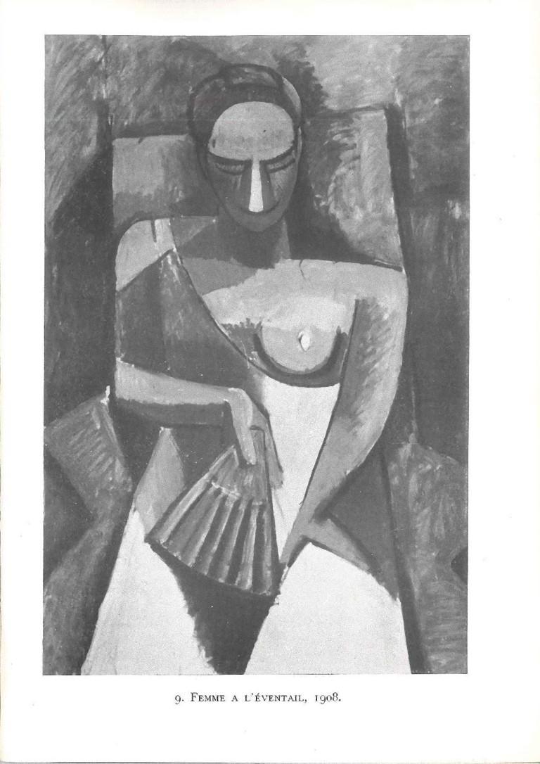 Oeuvres de 1900 à 1914 - 1954 - Modern Art by Pablo Picasso