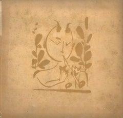 Pablo Picasso aus dem Graphischen Werk - Vintage Catalogue - 1949