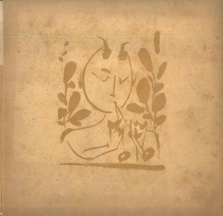 Pablo Picasso aus dem Graphischen Werk - Vintage Catalogue - 1949 - Art by Pablo Picasso