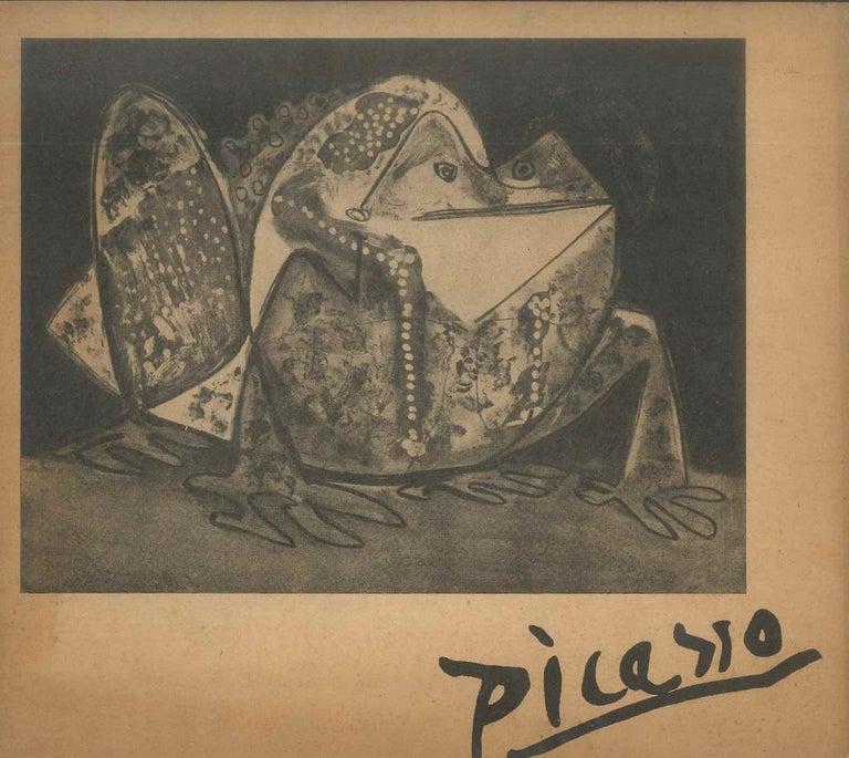 Picasso. Das Graphische Werk - Vintage Caralogue - 1949 - Art by Pablo Picasso