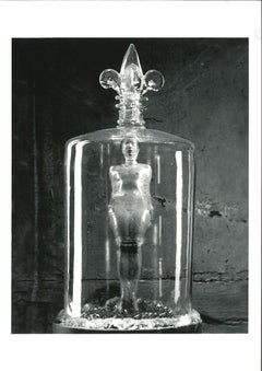 Sottovuoto (Vacuum-Packed) - Original b/w Photography by Plinio Martelli - 1990s
