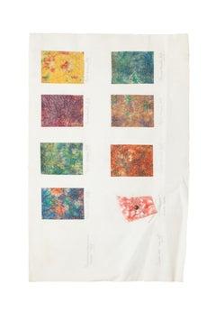 Papiers - Original Collage - 20th Century