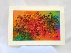 Spring Sunrise - Original Mixed Media by Gianmarco Foglietta - 2010