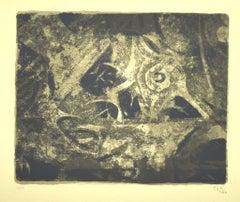 Composition - Original Lithograph by Amerigo Tot - 1960s