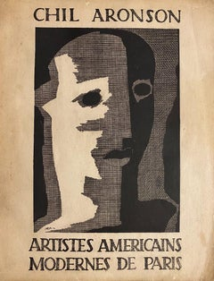 Artistes Américains Modernes de Paris - Original Catalogue - 1932