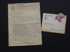Typewritten Letter Signed by Carlo L. Ragghianti to M. Maccari - 1952