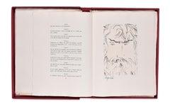 King Oedipus - Rare Book Illustrated by Giacomo Manzù - 1968