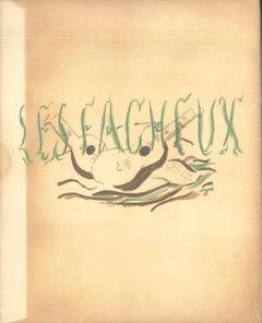 Les Facheux - Rare Book - 1924