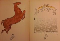Les Plus Beaux Contes de Kipling -Rare Illustrated Book by K. Van Dongen - 1920