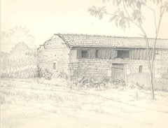 1960s Drawings and Watercolor Paintings