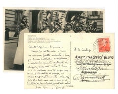 Autograph Postcard by Barilli - 1940s