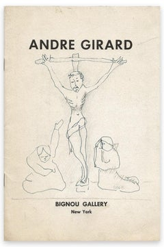 Andrè Girard - Vintage Catalogue - Mid-20th Century