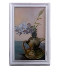 Still Life - Original Oil Painting by Roberto De Francisci - 2011