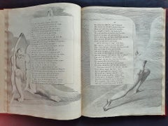 Night Thoughts - Original Rare Book Illustrated by Sir William Blake - 1797