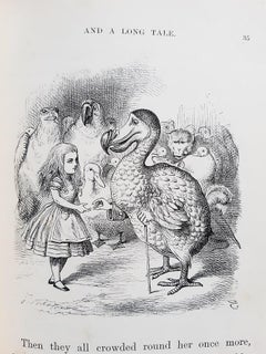 Alice's Adventures in Wonderland Illustrated by Sir John Tenniel - 1867