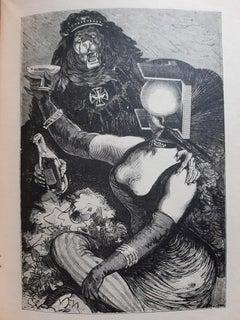 Une Semaine de Bonté - Vintage Rare Book Illustrated by Max Ernst - 1934