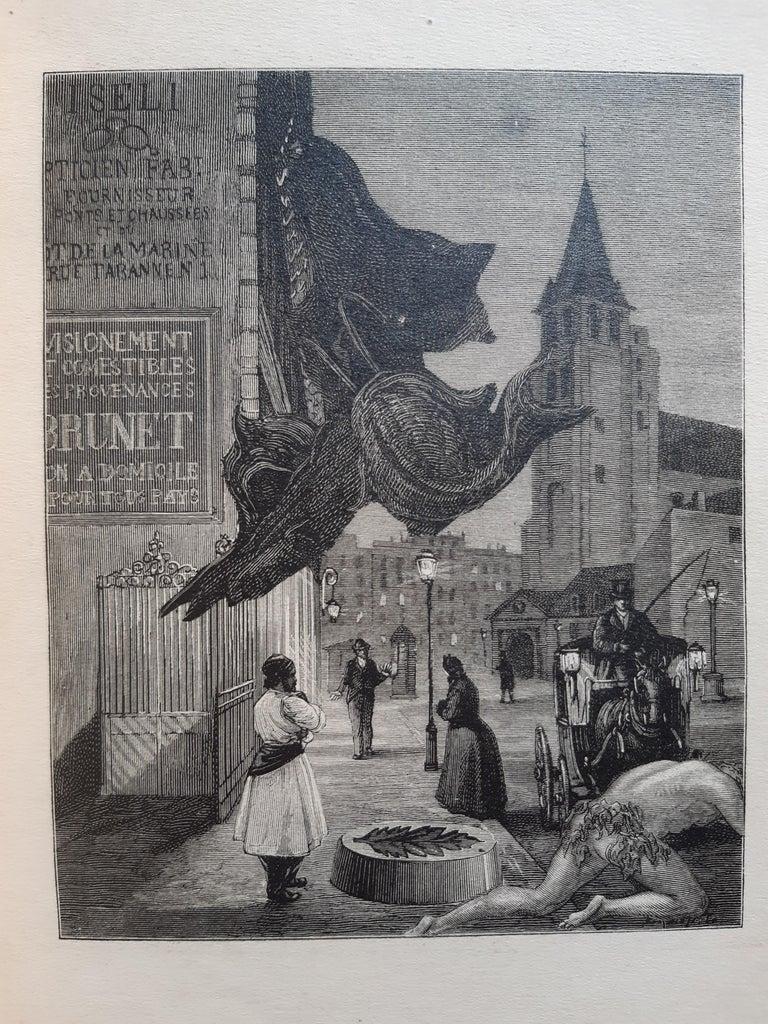 Une Semaine de Bonté - Vintage Rare Book Illustrated by Max Ernst - 1934 For Sale 3