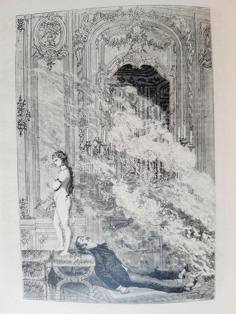 Une Semaine de Bonté - Vintage Rare Book Illustrated by Max Ernst - 1934 For Sale 4