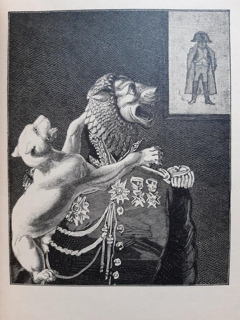 Une Semaine de Bonté - Vintage Rare Book Illustrated by Max Ernst - 1934 For Sale 7