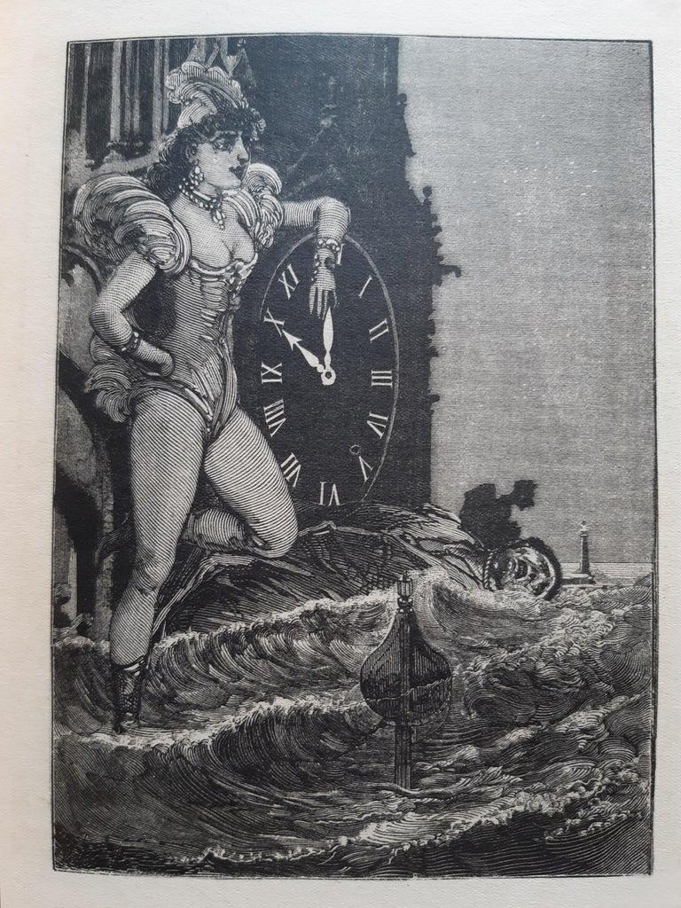 Une Semaine de Bonté - Vintage Rare Book Illustrated by Max Ernst - 1934 For Sale 19