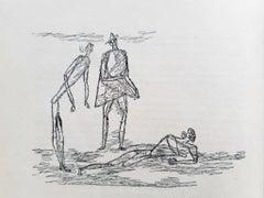 Kandide oder die beste Welt - Vintage Rare Book Illustrated by Paul Klee - 1920