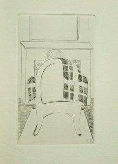 Le Thé du Capitaine - Rare Book Illustrated by Natalia Gontcharova - 1926