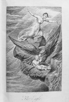 Ballads - Original Rare Book Illustrated by William Blake - 1805