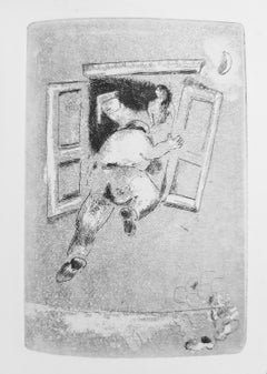 Maternité - Original Rare Book with Etchings by Marc Chagall - 1926