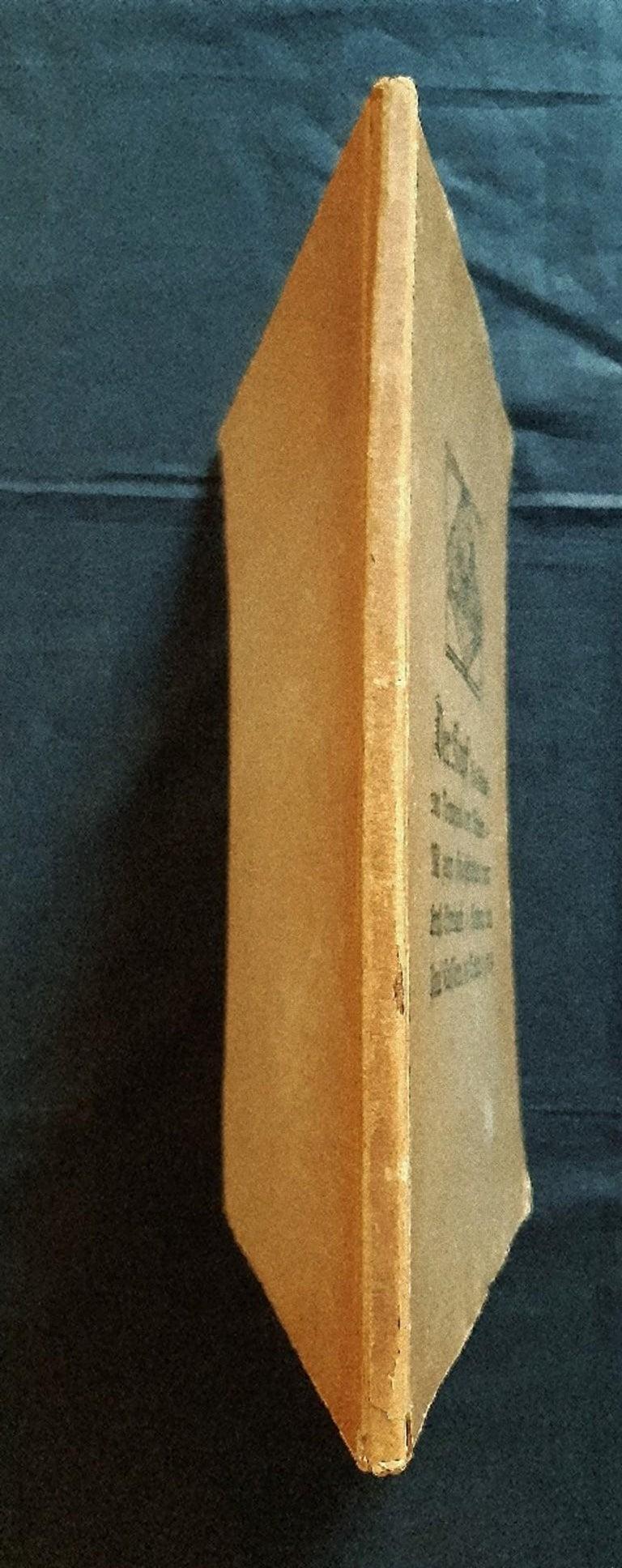 Der Kopf - Rare Book Illustrated by Ernst Barlach - 1919 For Sale 3