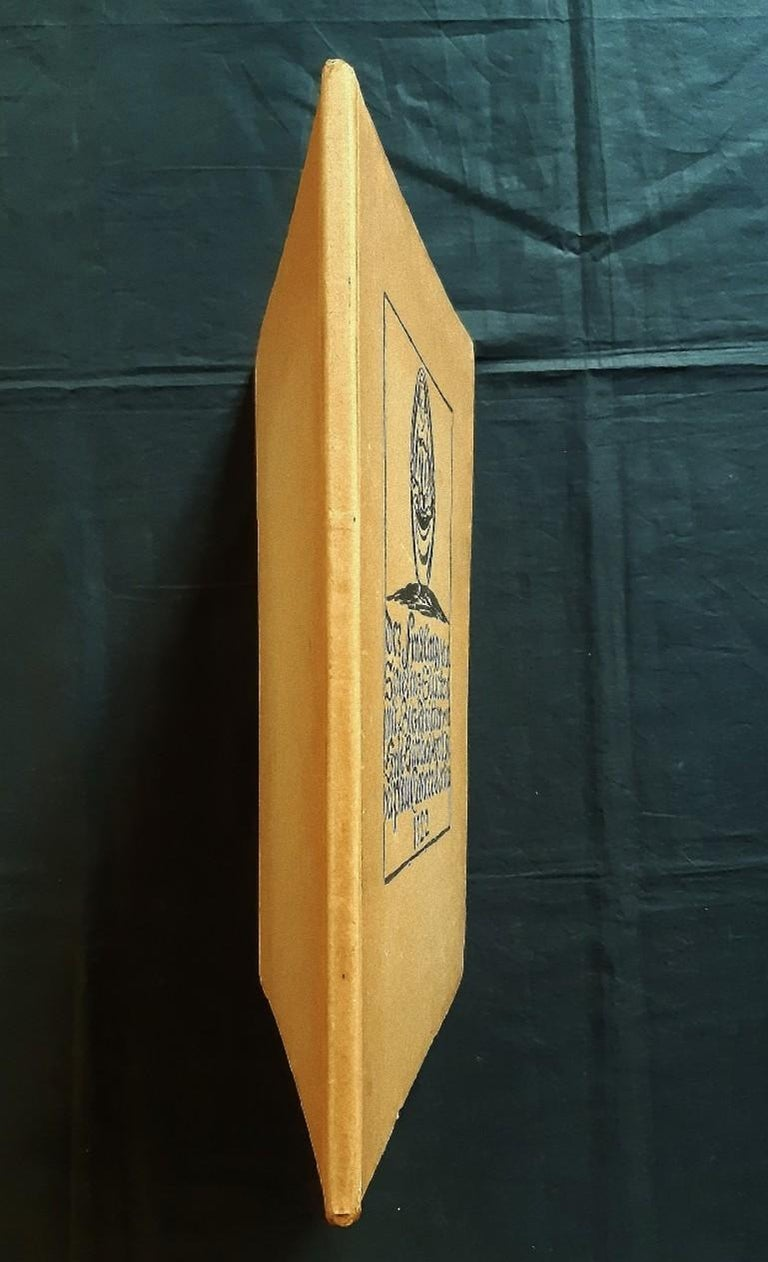 Der Findling - Rare Book Engraved by Ernst Barlach - 1922 For Sale 4