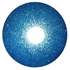 Blue Star - Original Painting by Luca Cioffi - 2020