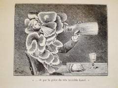 Le Rêve d'une Petite Fille - Rare Book Illustrated by Max Ernst - 1930