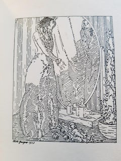 Der Tod - Rare Book Illustrated by Willi Geiger - 1914