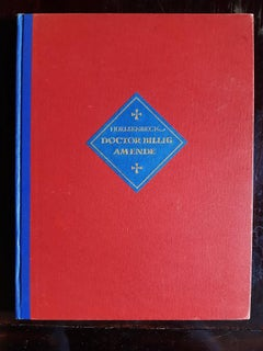 Doctor Billig am Ende - Rare Book Illustrated by George Grosz - 1921