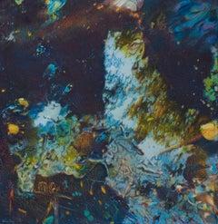 Improvisation - Original Oil Painting by Franco Mulas - 2001