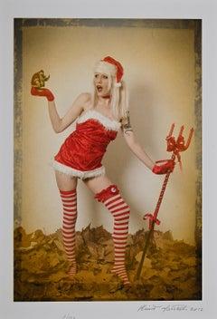 Christmas - Original Photograph by Plinio Martelli - 2012