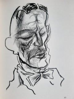 Ade Witboi - Rare Book Illustrated by George Grosz - 1955
