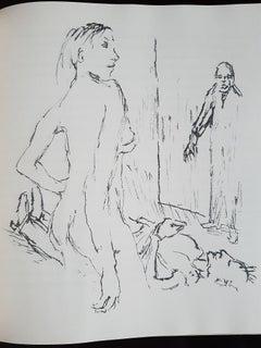 Ann Eliza Reed - Rare Book Illustrated by Oskar Kokoschka - 1952
