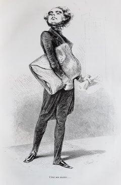 Jérôme Paturot à la Recherche de la Meilleure des Républiques - 1849