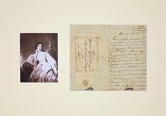 Original Letter to Joseph Dumagnon by Maria Malibran - 1829