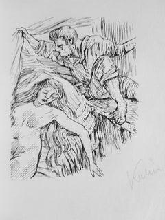 Lene Stelling - Rare Book Illustrated by Alfred Kubin - 1923