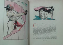Les Bestiaires - Original Edition Illustrated by Henry De Montherlant - 1926