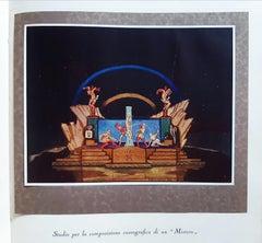 Il Tetiteatro - Rare Book Illustrated by Alberto Martini - 1924