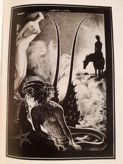 Il castello del Sogno - Rare Book Illustrated by A. Martini - 1910