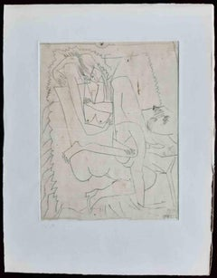Dons des Féminines - Rare Book Illustrated by V. Penrose and P. Picasso - 1951