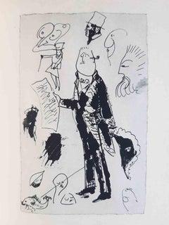 Les Mamelles de Tirésias - Rare Book Illustrated by Pablo Picasso - 1946
