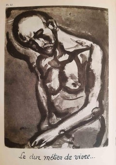 Miserere - Original Rare Book Illustrated by Georges Rouault - 1952