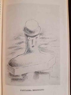 Casa la Vita - Original Rare Book Illustrated by Alberto Savinio - 1943