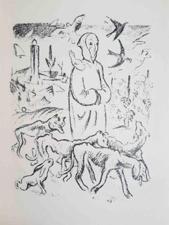 Der Hasenroman - Original Rare Book Illustrated by Richard Seewald - 1916